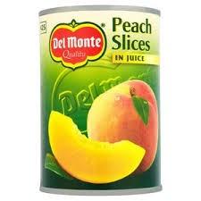 Tinned Fruit